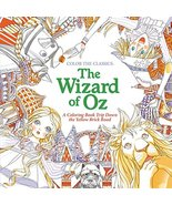 Color the Classics: The Wizard of Oz [Paperback] Lee, Jae-Eun - $8.95