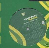 "Sapphirecut (12"" Vinyl) Together (4 Remixes)"
