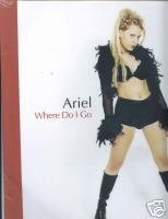 "Ariel (12"" Vinyl) Where Do I Go (8 Remixes)"