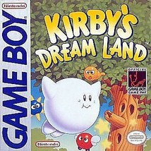 Kirby's Dream Land (Nintendo Game Boy, 1992) - $13.28