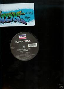 "VISH (12"" Vinyl) I'm Waiting Johnny Vicious ft. Aubrey"