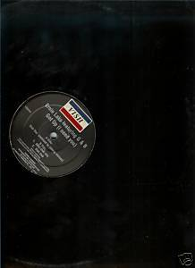 "Ernie Lake (12"" Vinyl) Get Up / I Need You Remixes (NEW"