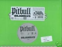 """Pitbull (12"""" Vinyl) Bojangles (3 Tracks) Accapella"""