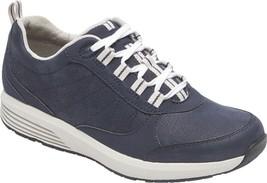 Rockport TruStride Walking Sneaker (Women's Shoes) in Navy Blue Nubuck -... - $94.45