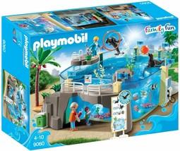 PLAYMOBIL 9060 Aquarium - $110.71