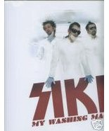 "Sikk (12"" Vinyl) My Washing Machine (3 Remixes) - $9.99"