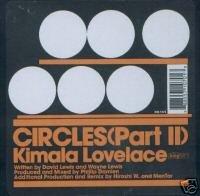 """Kimara Lovelace (12"""" Vinyl) Circles (Part 2) Remixes"""