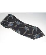 Giorgio Armani Pure Silk Tie Italy Blues & Olive Green Design Italian - $72.55