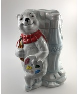 Coca Cola Work of Art Cookie Jar in White - $79.99+