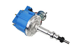 64 65 66 67 68 FORD MUSTANG STRAIGHT 6 CYL 170 200 HEI DISTRIBUTOR BLUE image 7