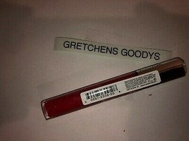 Revlon Ultra HD Lip Lacquer #535 Strawberry Topaz Full Size Factory Sealed - $6.43