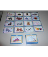 Huge Lot of 115 1998 West Highland Publishing Beanie Baby Trading Cards - $14.80