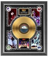 """Kiss """"Destroyer"""" Gold Record - 22.5"""" x 26.5"""" 24K Gold LP Matted and Framed - $214.95"""