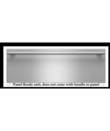 Wolf WWD30 30 inch Warming Drawer 1.6 cu. ft. Capacity Panel Ready Stain... - $1,187.95