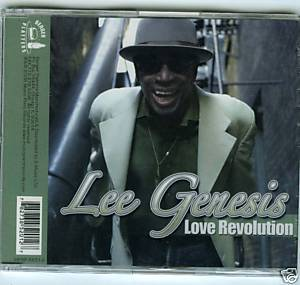 Lee Genesis (CD) Love Revolution (11 Remixes) NEW