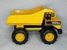 Vtg 1980's Tonka Pressed Steel Turbo Diesel Dump Truck Bxa - $50.00