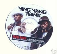 Pitbull & Ying Yang Twins (CD) Shake (Remix) Accapella