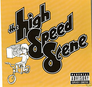High Speed Scene (CD) 2005 Promo CD (12 Trax) Iroc Z