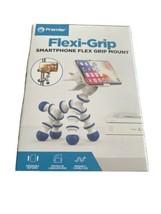 NEW Premier Horse Flexi-Grip Holder Flex Grip Mount Phone Smartphone BLUE - $13.85
