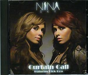 Nina Sky Feat. Rick Ross (CD Single) Curtain Call (3 MX