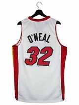 Reebok Shaquille O'Neal Miami Heat NBA Basketball Jersey (Large) - $59.39