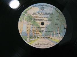 The Doobie Brothers Best Of Warner Bros BS 2978 Stereo Vinyl LP image 4