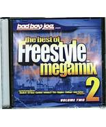 Bad Boy Joe (CD) Best of Freestyle Megamix Vol.2  - $16.99