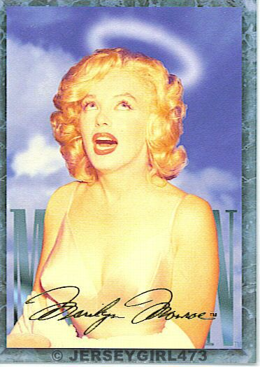 Marilyn Monroe 1993 Sports Time Card #91