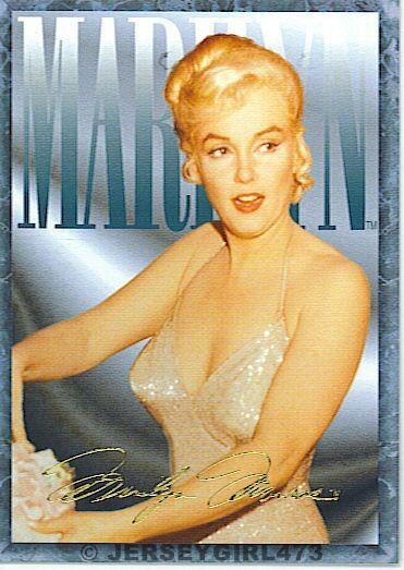 Marilyn Monroe 1993 Sports Time Card #86