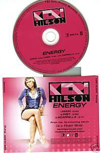 Keri Hilson (CD Single) Energy (3 Track Promo) Acapella