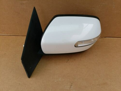 07-09 Mazda CX-9 Door Wing Sideview Mirror W/ Blind Spot Driver Left -LH (8Wire)