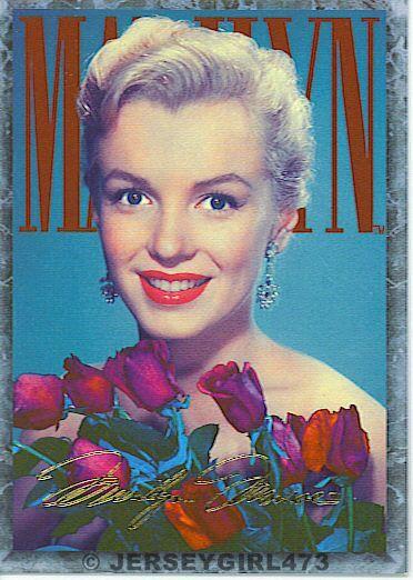 Marilyn Monroe 1993 Sports Time Card #76
