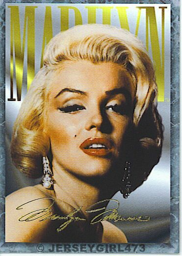 Marilyn Monroe 1993 Sports Time Card #74