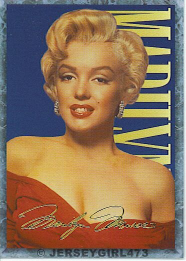 Marilyn Monroe 1993 Sports Time Card #59