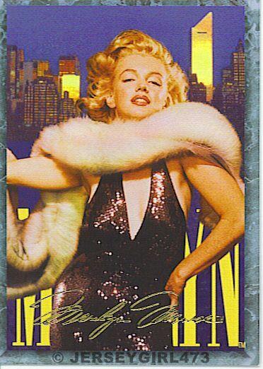 Marilyn Monroe 1993 Sports Time Card #51