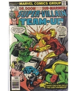 Super-Villain Team-Up #9 [Comic] by Marvel Comics - $7.95
