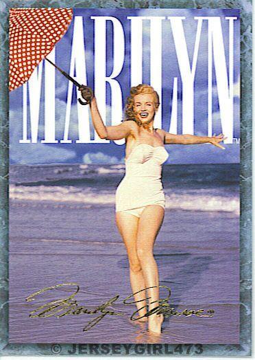 Marilyn Monroe 1993 Sports Time Card #30
