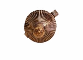 "Vintage 13"" Asian Copper Coin Bank Ornate image 3"