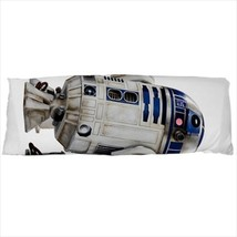 dakimakura body hugging pillow case r2d2 geek nerd  cover daki - $36.00