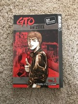 GTO Great Teacher Onizuka Vol 1 Tohru Fujisawa Tokyopop Manga - $3.50