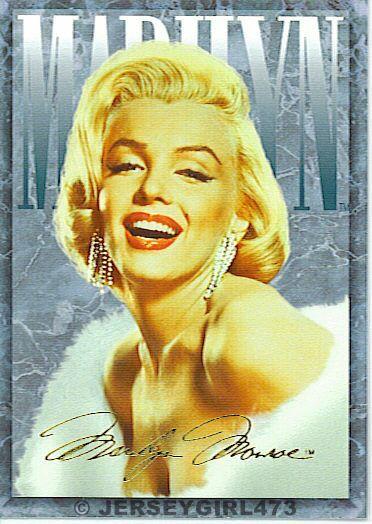 Marilyn Monroe 1993 Sports Time Card #5