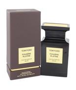Tom Ford Fougere Platine Eau De Parfum Spray (unisex) 3.4 Oz For Women  - $403.49