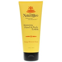 The Naked Bee Orange Blossom Honey Hand & Body Lotion 200ml/6.7oz - $21.00