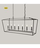 Norwell Lighting Cage Series Linear 1083 MatteBlack - $1,459.31