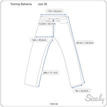 Tommy Bahama Men's Pants, Size 36, 100% Silk image 2