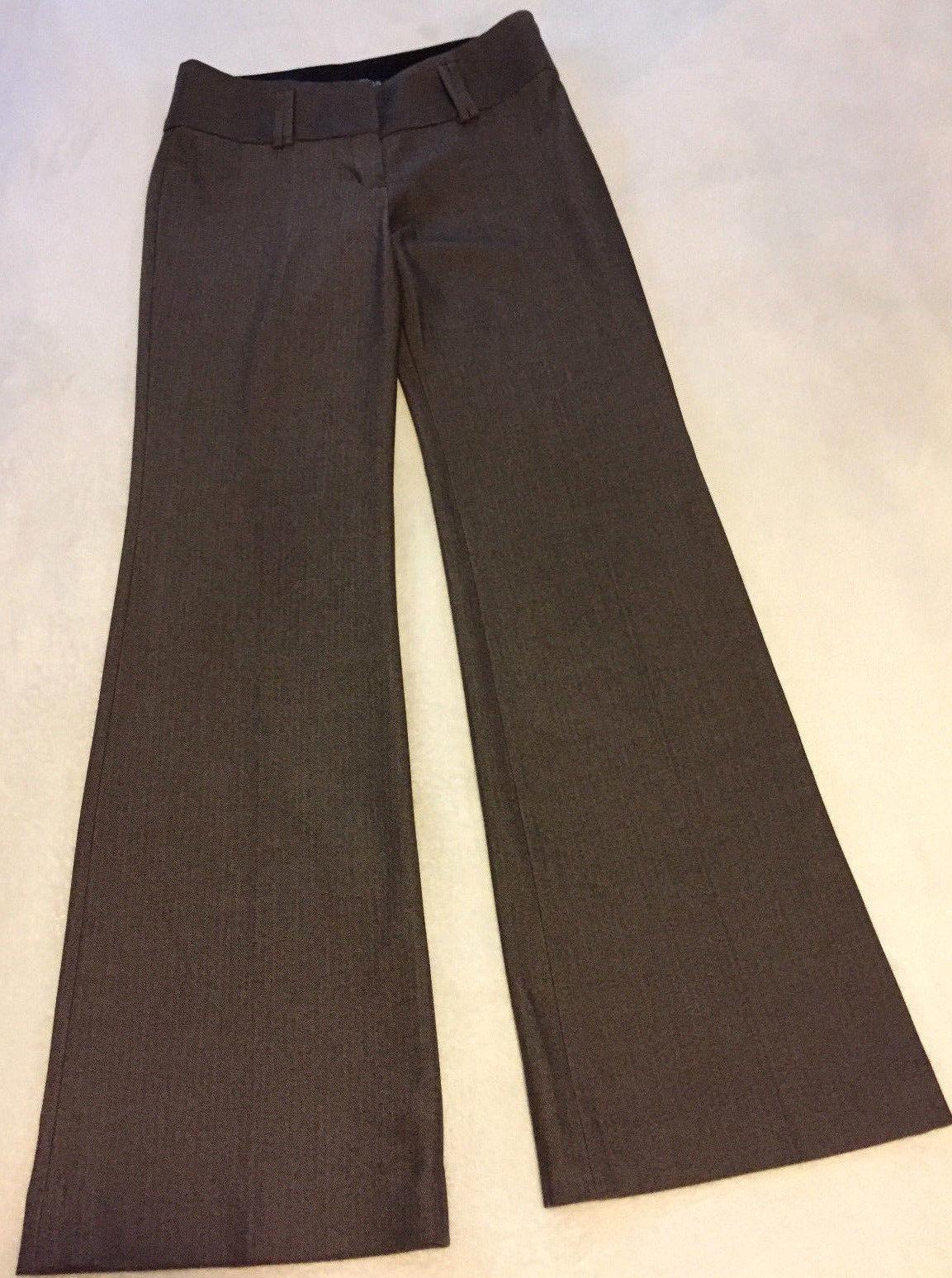Express Editor Women Career Work Trouser Dress Pants Size 2 R - $23.99