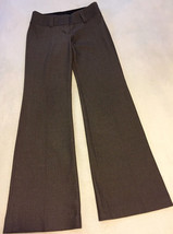 Express Editor Women Career Work Trouser Dress Pants Size 2 R - $23.99