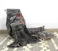 Boho Chick Blanket, Cactus Silk Inspired Cotton Throw Blanket, Decorativ... - €53,47 EUR
