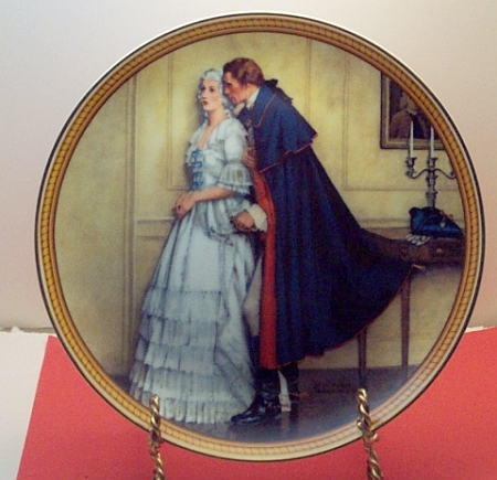 Unexpected Proposal-Rockwell Plate