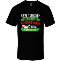 Have A Merry Christmas And A Happy Lockdown T Shirt image 5